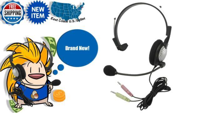 Telecom Systems New Andrea Electronics NC-91 Anti-Noise Monaural ...