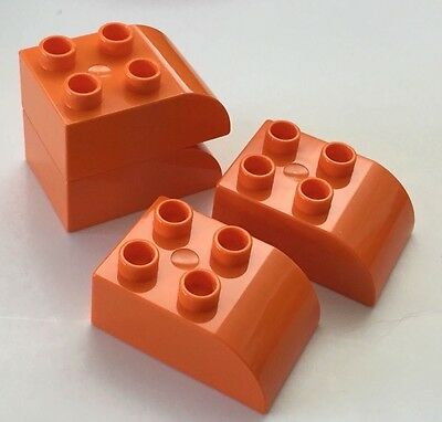 Lego 10 New Rare Reddish Brown Bricks 1 x 16 Dot Blocks Pieces
