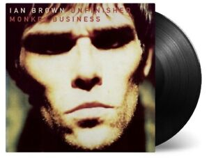 Ian-Brown-Unfinished-Monkey-Business-VINILE-LP-NUOVO