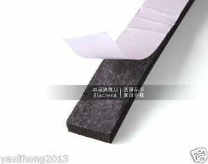 3mm-Thick-Width-10-50mm-Car-Many-uses-Sponge-Self-adhesive-Sealing-Foam-Strips