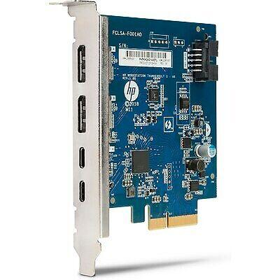 HP Thunderbolt 3 PCIe 2-port I/O Card