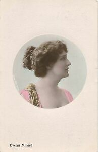 POSTCARD-ACTRESSES-Evelyn-Millard