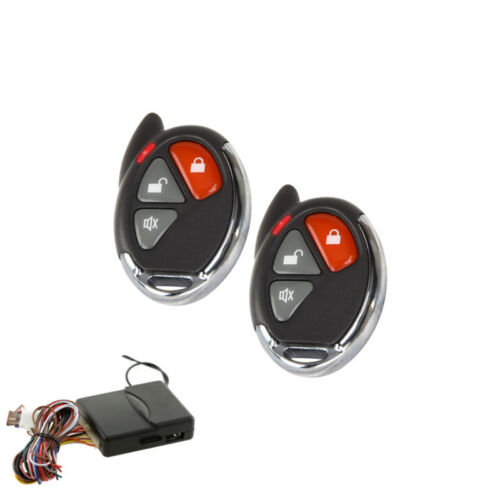 E303 Chrom Funkfernbedienung für VW POLO 9N mit Blinker