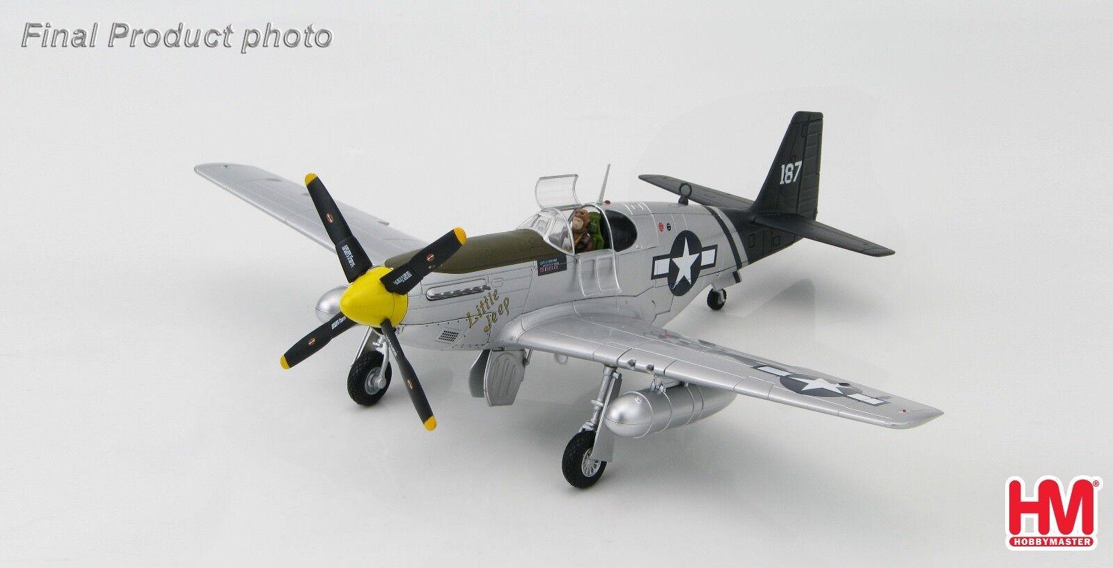 de moda Hobby Master HA8505 1 48 P-51C Mustang poco poco poco Jeep 75th FS 23rd Fighter Group, Luliang 1944  El nuevo outlet de marcas online.