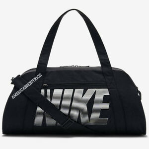 Details about NIKE NEW WOMEN S GYM CLUB TRAINING DUFFLE BAG GYM BAG UNISEX  BLACK NWT NICE 0c602e463