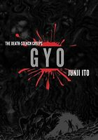 Gyo 2-in-1 Deluxe Edition By Junji Ito, (hardcover), Viz Media Llc , New, Free S