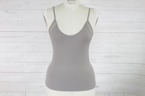New Free People Intimate Seamless Essential Sheer Tank Top Cami Multicolors Xs-L
