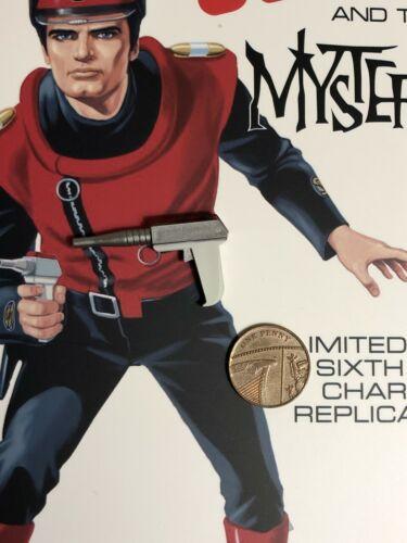 Big Chief Studios BCS capitaine Scarlet Silver pistolet loose échelle 1//6th