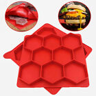 8 in 1 Innovative Silicone Burger Master Hamburger Press Patty Freezer Container
