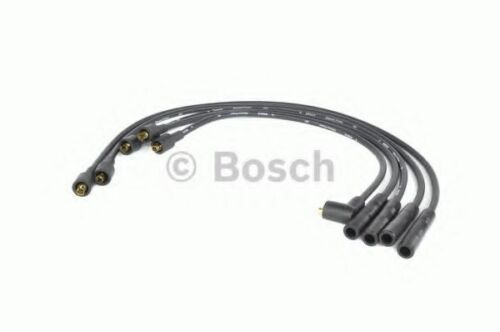 FORD CORTINA Mk5 1.6 HT Leads Ignition Cables Set 79 to 82 Genuine Bosch New