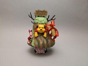 Figurine Winnie L'ourson / l'Ourson 15cm D-select Beast Kingdom Disney