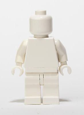 Monochrome Minifigure LEGO Olive Green MONOFIG