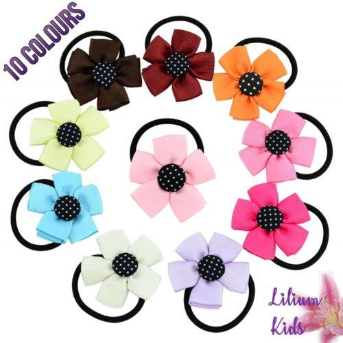 Flower Hair Bands