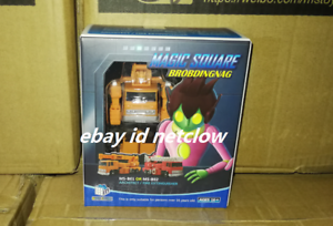 Transformers MS-TOYS MS-B01 Architect  in Stock