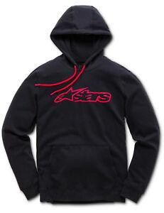 Hoody In red Alpinestars Blaze Pullover Black fE6wZA7KqZ