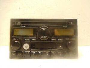 1999-2004-Honda-Odyssey-Radio-CD-Cassette-Player-39100-S0X-A500