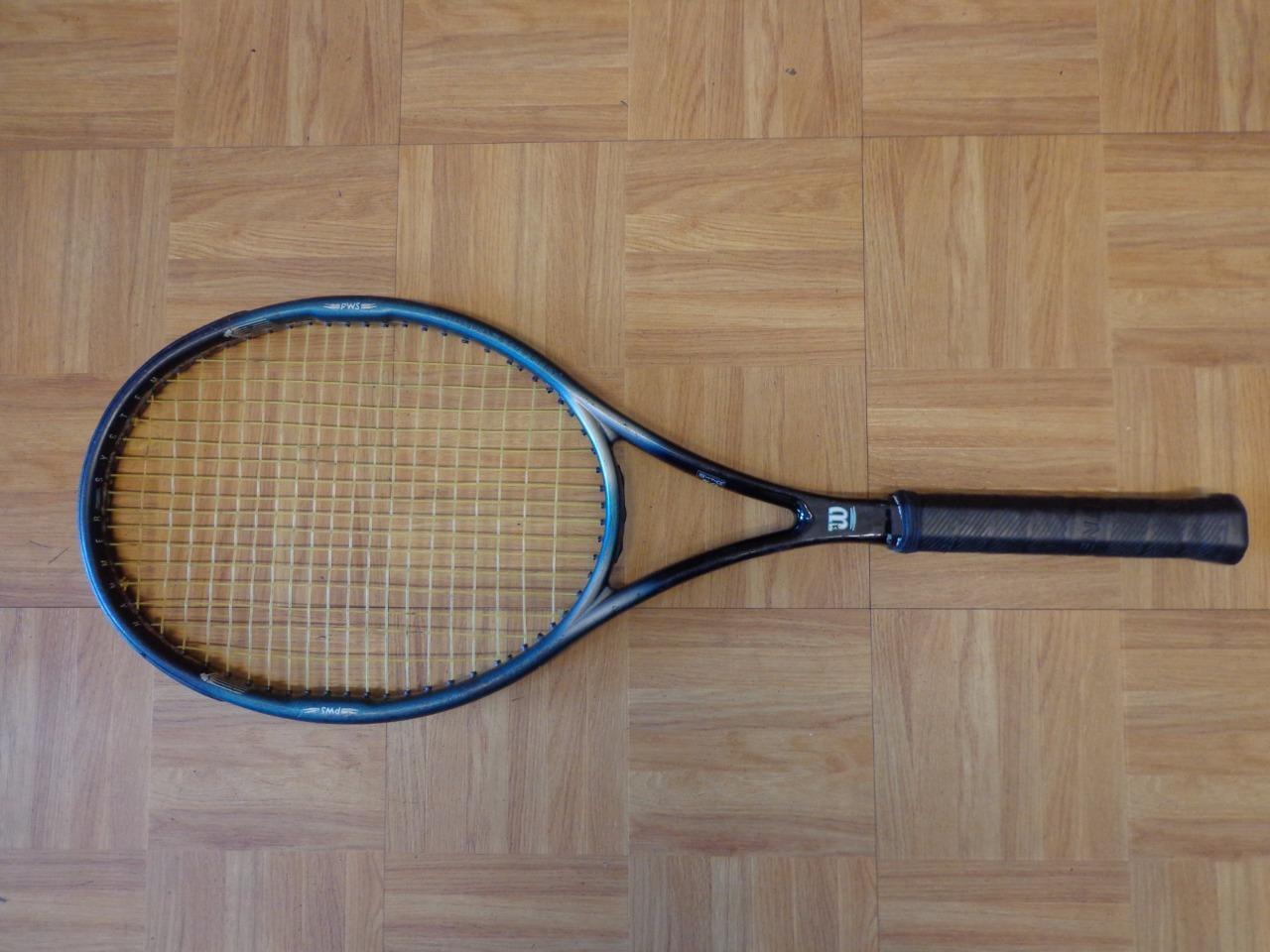 Wilson Hammer 5.0 Stretch 95 midplus head 4 1 2 grip Tennis Racquet