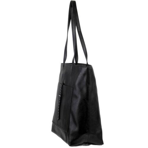 ESPRIT Damen Zip Schultasche Tasche für Schule Gymnasium Abitur Studium Shopper