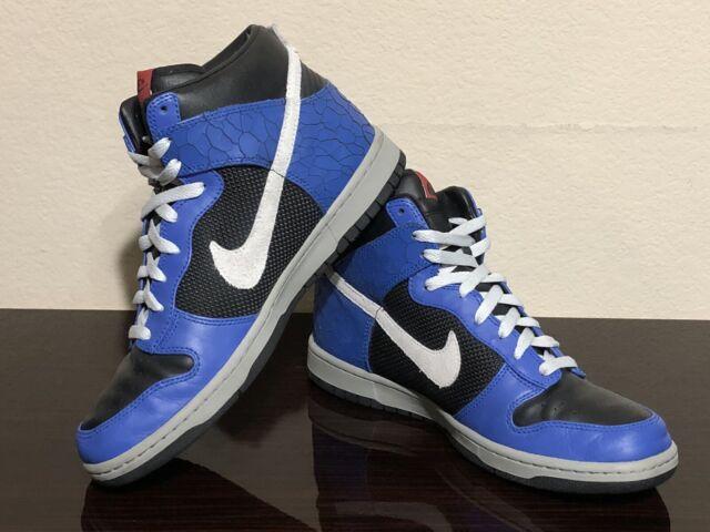 Nike Dunk High Supreme 'Black Grey