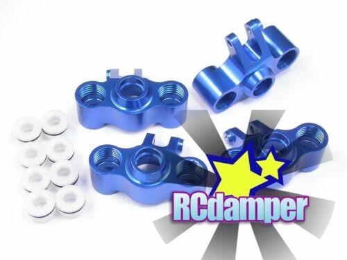 ALUMINUM FRONT /& REAR KNUCKLE ARM BL TRAXXAS 1//16 MINI E REVO SUMMIT SLASH RALLY