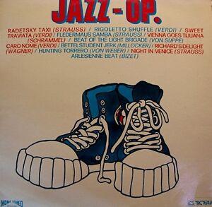 RICHIE-BENNET-jazz-op-LP-TRETEAUX-radetsky-taxi-sweet-traviata-caro-nome-VG