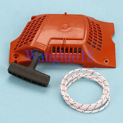 Pull Recoil Start Starter For Husqvarna 340 345 346XP 350 351 353 Rep 537104702