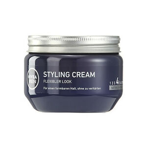 Men's Hair Styling Cream Delectable Nivea Men Hair Styling Cream Gel  Perfect Hairstyle  150 Ml .