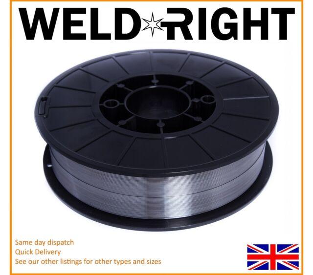 Mig Wire Gasless Flux Cored 0.8mm 4.5kg Welding Spool