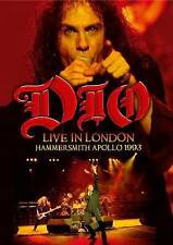 Dio: Live in London - Hammersmith Apollo 1993 FACTORY SEALED DVD