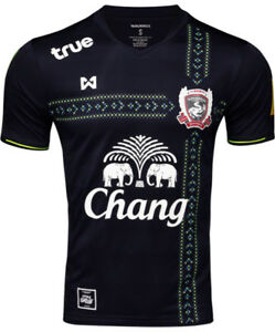 100-Authentic-Suphanburi-FC-Thailand-Football-Soccer-League-Jersey-Shirt-Blue