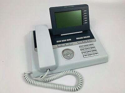 Unify Siemens openstage 60 SIP Telefon VOIP IP Systemtelefon iceblue 19/% MwSt