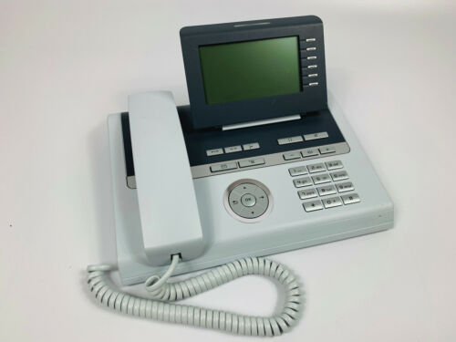 Unify Siemens openstage 40T Telefon Systemtelefon eisblau iceblue Rechn 19/% MwSt