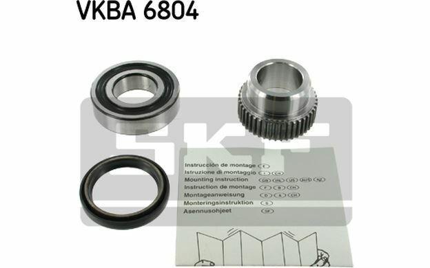 Radlager Radlagersatz Kugellager SKF VKBA 6804
