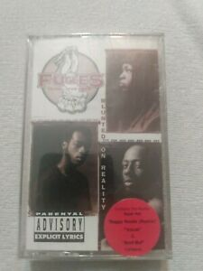 Fugees (Tranzlator Crew): Blunted on Reality -14335 Cassette Tape brand new seal