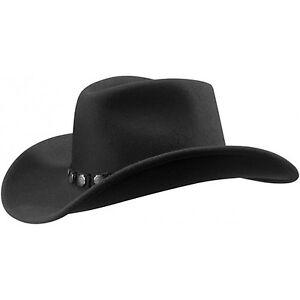 Ref: 3598102 hackberry western hat by stetson black man/woman