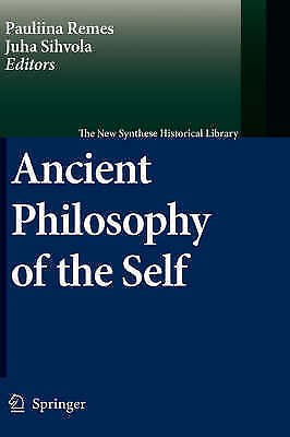 Ancient Philosophy of the Self by Springer-Verlag New York Inc. (Hardback, 2008)