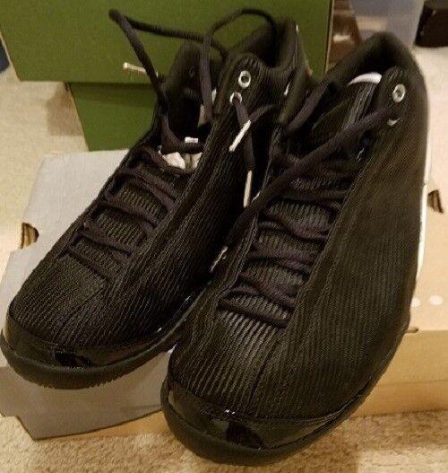 New 2000 Nike Air Pippen IV Black Model Men's Size 9.5
