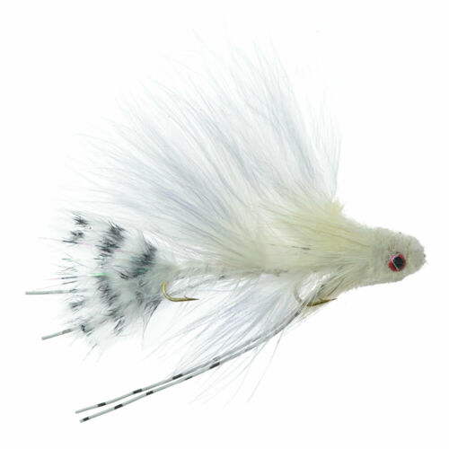 Mini Sex Dungeon Streamer Sampler Articulated Trout and Bass Fly Fishing Flies