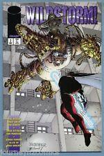 Wildstorm! #3 1995 Union, Taboo & Spartan Image Comics