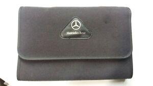Mercedes-w202-T-Modell-Bordmappe-Handbuch-Betriebsanleitung-komplett