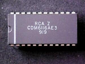 CDM6116AE3-RCA-Integrated-Circuit-DIP-24