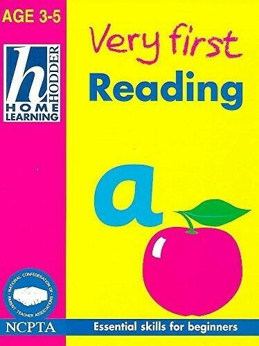 3-5 First Reading (Hodder Home Learning) - Good Book Barraclough, Sue