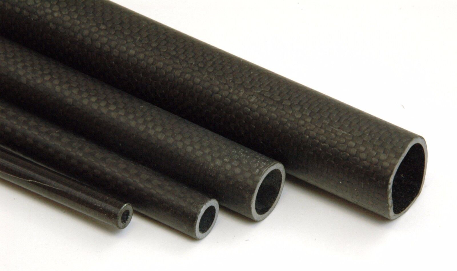 CARBON FIBRE TUBE 8mm, 12.5mm, 18mm, 25mm, 30mm OD 1.8m long