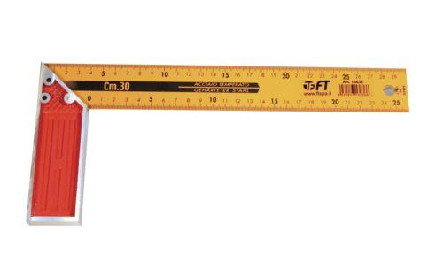F T Carpenters 30cm Set Square