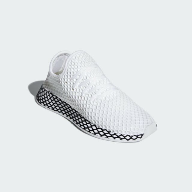 d3d99b7309f54 Brand New Official Adidas Deerupt Runner Mesh Running Shoe B41767 Men  Size  10.5