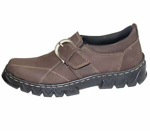 Boys-Slip-On-Shoes-Walking-Comfort-Casual-Nubuck-Suede-Leather-Boots