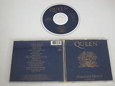 QUEEN/GREATEST HITS II(PARLOPHONE CDP 79 7971 2) CD ALBUM