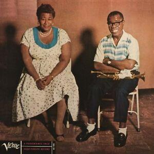 Ella-Fitzgerald-Louis-Armstrong-Ella-amp-Louis-New-Vinyl-LP