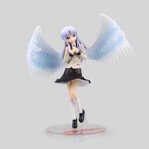 Détails Sur Ange Beats Figurine Emballé Animé Action Statue Fille Modèle Kawaii Pvc