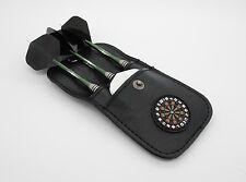Dart case - compact Composite leather wallet